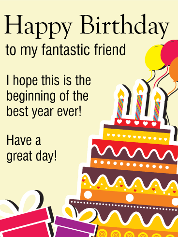 Outstanding Happy Birthday Wishes For Friends New Birthday Wishes Personalised Birthday Cards Paralily Jamesorg