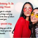 Birthday Wishes For Best Friend Female