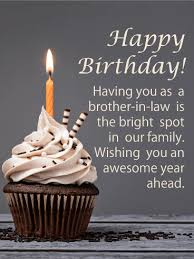 Birthday Wishes For Brother In Law (2)