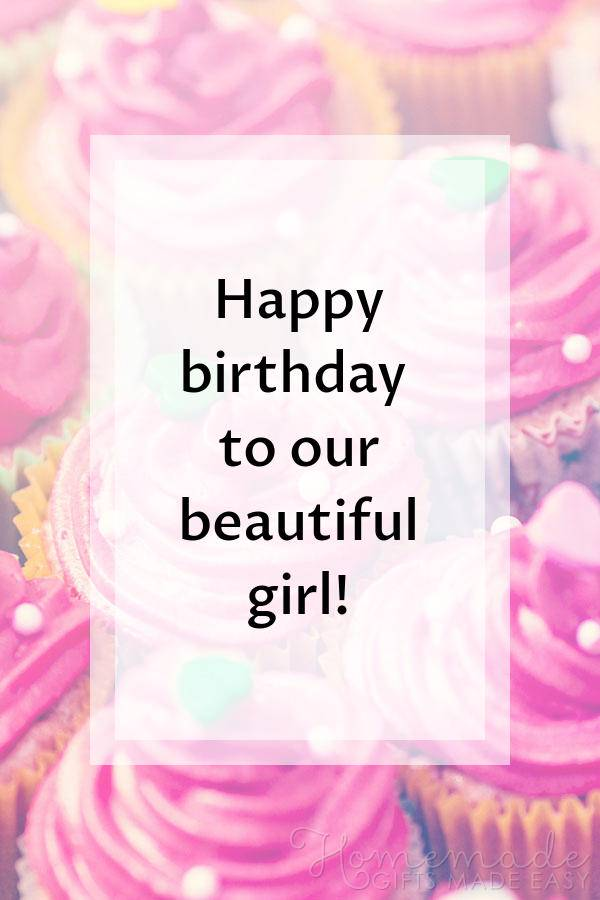 Birthday wishes to daughter