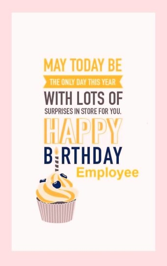 simple birthday wishes for boss